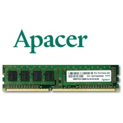 Barrette Mémoire  DDR3  2GB...