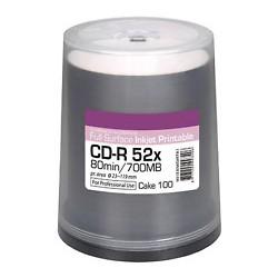 Bobine 100X CD-R 52X