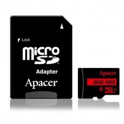 Carte mémoire Apacer 8 Go...