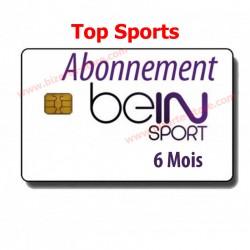 Abonnement beIN Top Sports...