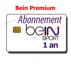 Abonnement beIN Premium 12...