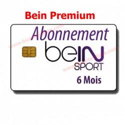 Abonnement beIN Premium 6 Mois
