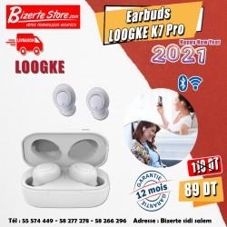 Earbuds LOOGKE K7 Pro