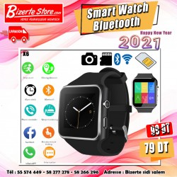 Smart Watch Bluetooth X6