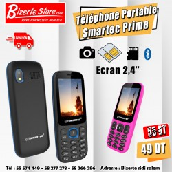 Telephone portable Smartec...