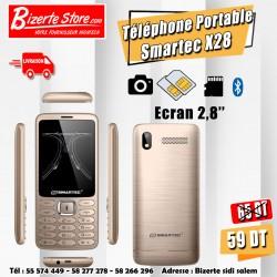 Telephone portable Smartec X28