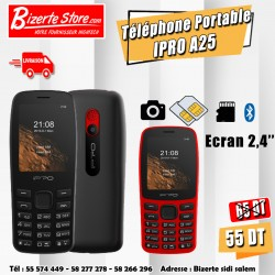 Telephone portable IPRO A25