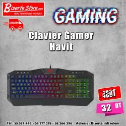 Clavier Gamer HAVIT semi...