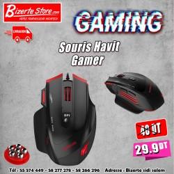 Souris Gaming USB HAVIT