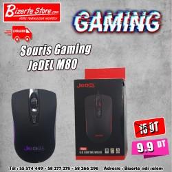 Souris Gamer Jedel M80 Noir