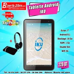 "Tablette IKU 7"" 3G  Wifi"