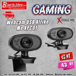 Webcam  XTRIKE ME USB Gaming