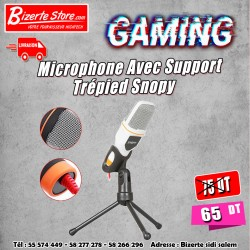 Microphone Gaming 3,5 mm