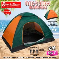 Tente de camping - Plages 3...