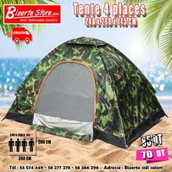 Tente de camping - Plages 4...