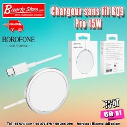 Borofone Chargeur sans fil...