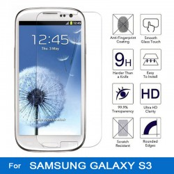 Glass Samsung S3